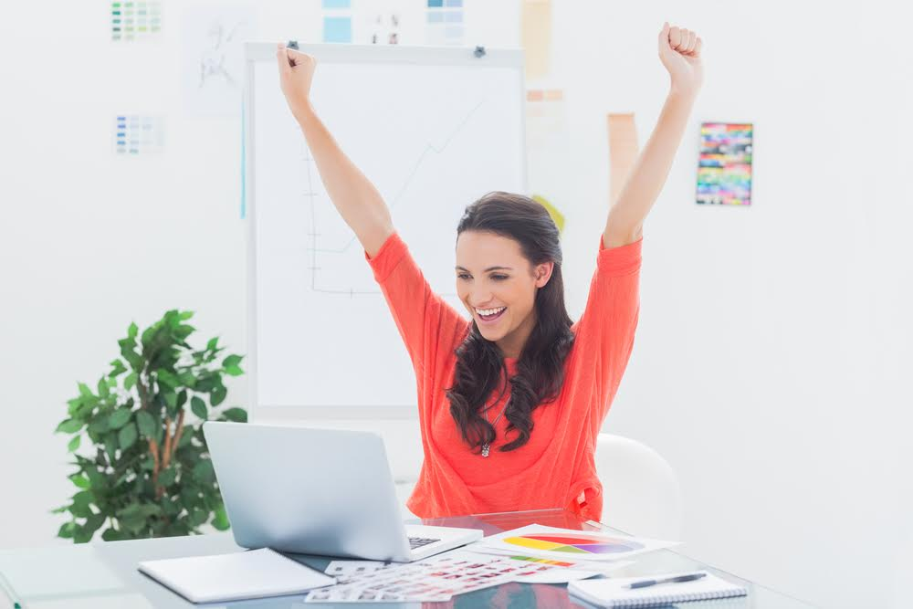 4 Ciri Anda Bahagia di Perusahaan