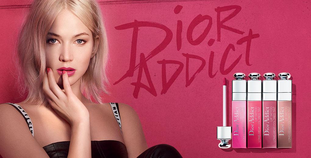 Dior Addict Lip Tattoo: Lip Tint Baru Dari Dior Makeup