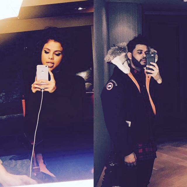 Wow! Selena Gomez Terlihat Mesra dengan The Weeknd