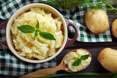 Resep Mashed Potato Rendah Kalori