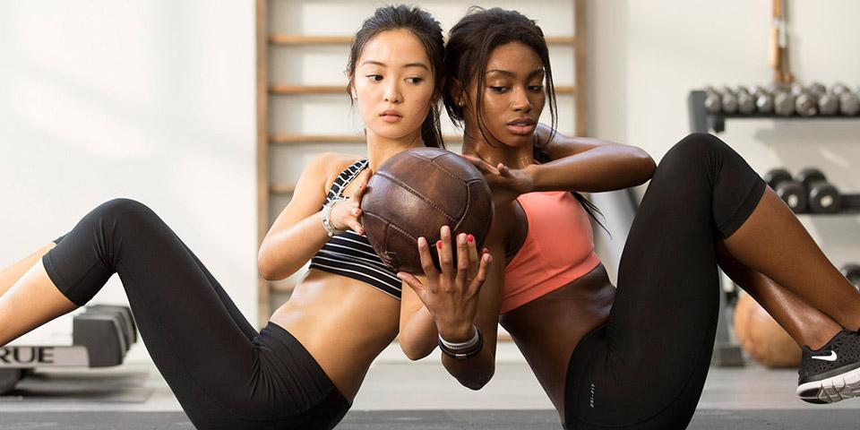 Nike Buka Pendaftaran Nike+ Training Club