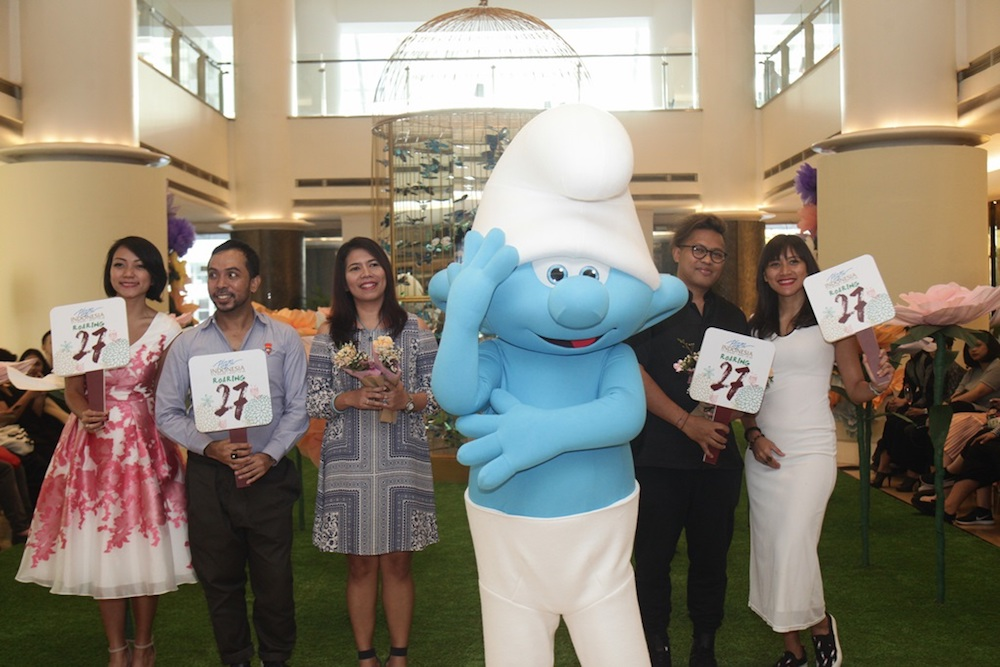 Plaza Indonesia Rayakan Ulang Tahun Ke-27