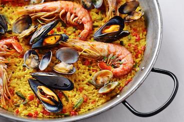 Cara Membuat Paella Khas Spanyol