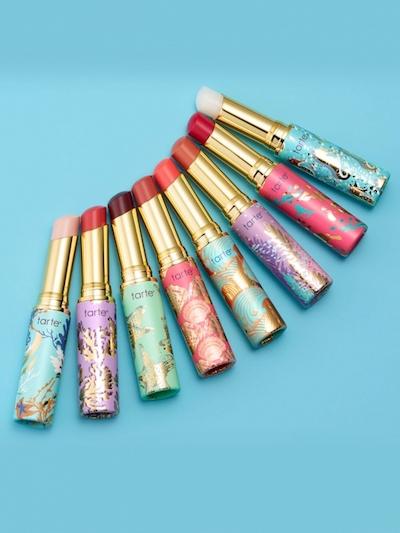 Tarte Cosmetics Luncurkan 8 Warna Lip Balm Baru