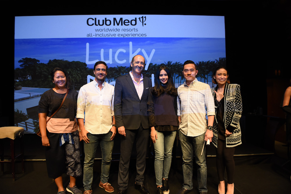 Club Med Selenggarakan Club Med Gathering