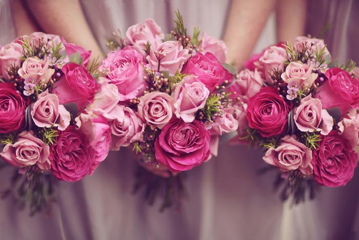 Tips Memilih Bunga untuk Pengiring Pengantin