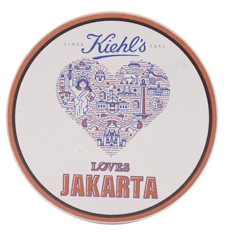 Kiehl's Luncurkan Koleksi Kiehl's Loves Jakarta