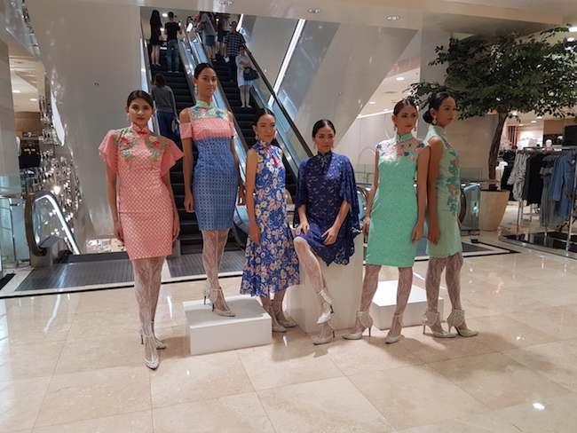 Chinese New Year Trunk Show 2017 oleh SOGO