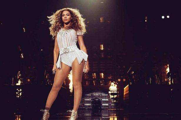 Beyonce, Perempuan Paling Berpengaruh di Dunia