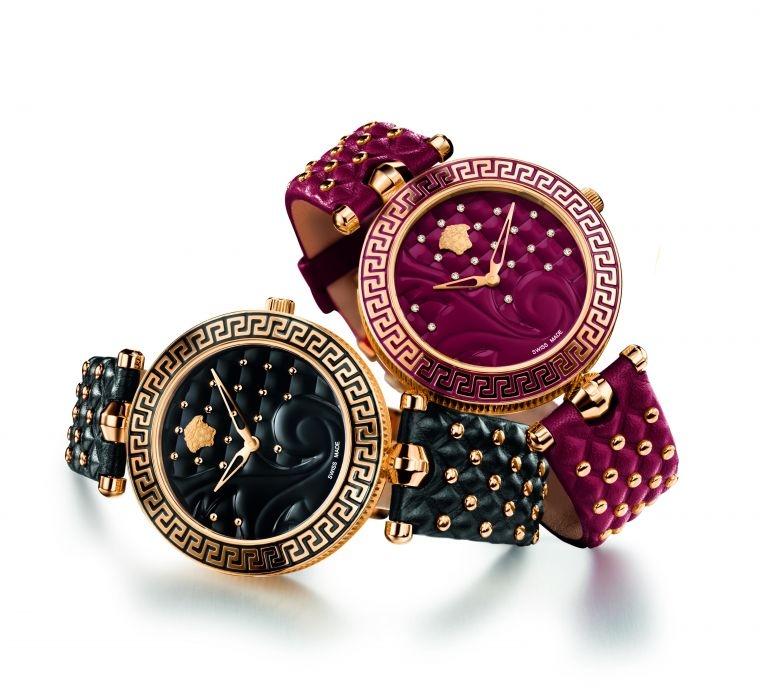 Versace Luncurkan Jam Tangan untuk Pertama Kalinya