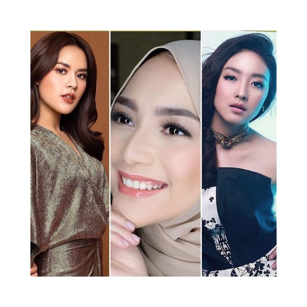 6 Seleb Indonesia Masuk Nominasi Wanita Tercantik Di Dunia