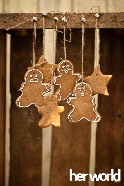 Cara Membuat Gingerbread Cookies