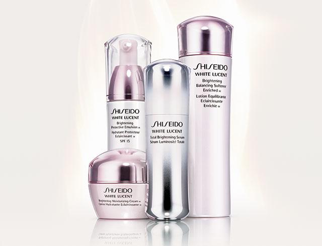 Cerahkan Wajah dengan Rangkain Baru Shiseido