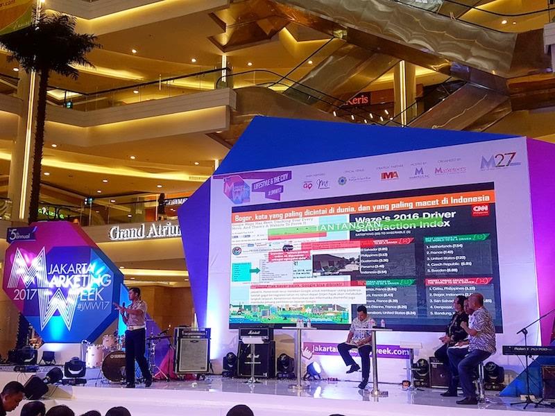 Jakarta Marketing Week 2017 Hadirkan Beragam Acara