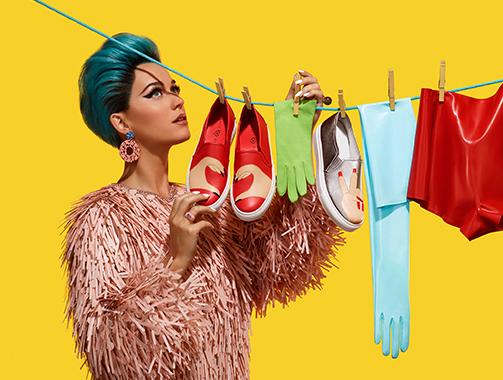 Katy Perry Memulai Bisnis Sepatu