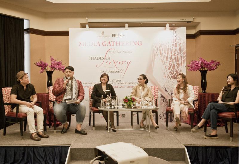 Shades of Luxury 'Wonderland' Wedding Fair Kembali Lagi