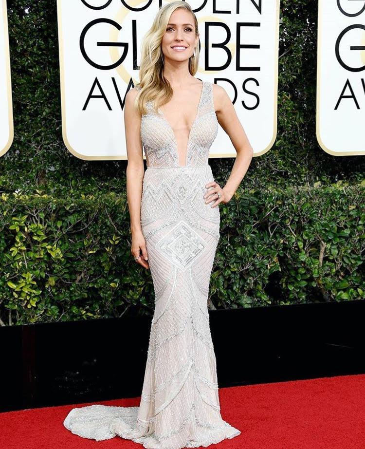 Inspirasi Baju Pernikahan dari Golden Globe 2017