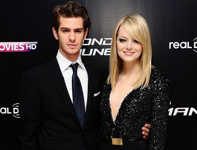 Emma Stone dan Andrew Garfield Putus?