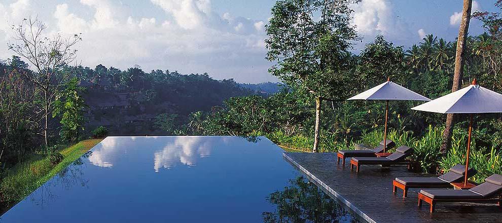Keponakan Emilio Pucci Bangun Vila di Bali