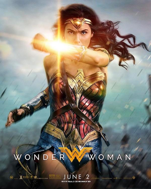 Film Wonder Woman Keluarkan Trailer Baru