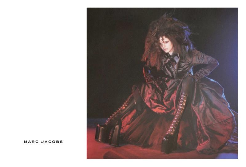 Kampanye Iklan terbaru Marc Jacobs Dipenuhi Seleb