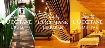 Rangkaian Spa Spesial dari L'OCCITANE