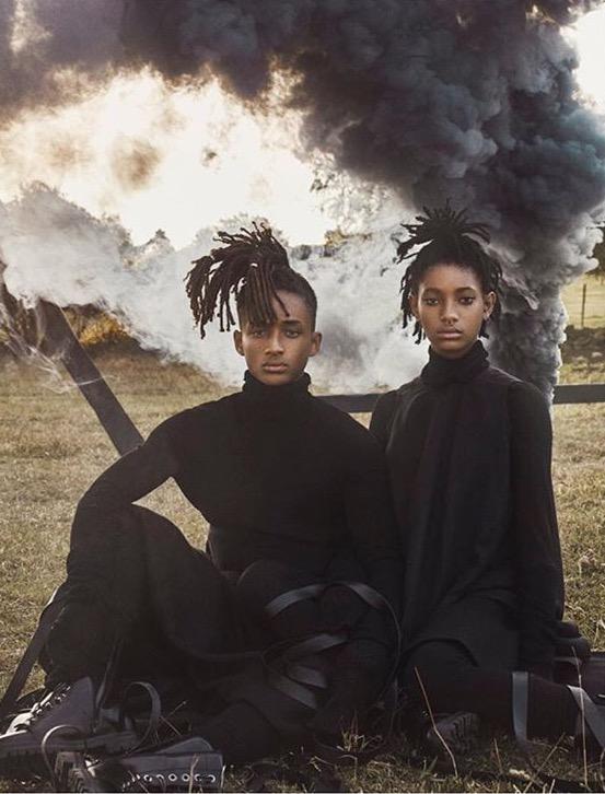Jaden dan Willow Smith Jadi Fashion Icon 2016