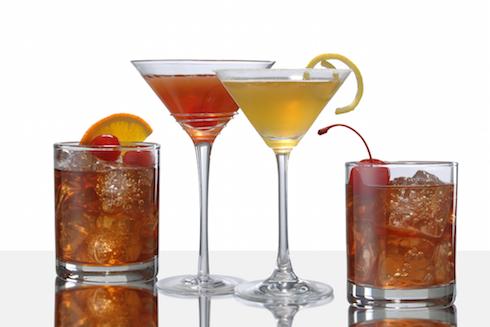 Cara Membuat Cocktail Manhattan