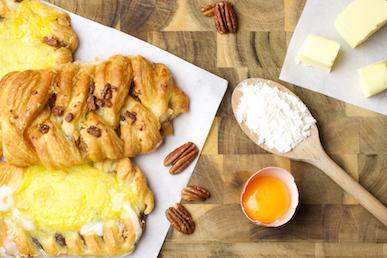 Pastry dari Telur Asin yang Harus Dicoba