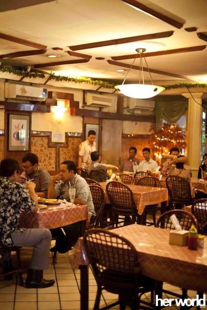 Nuansa Autentik di Restoran Tan Goei/Miranda