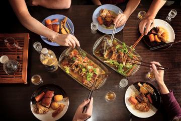 Tips Makan Sehat untuk Penderita Diabetes saat Imlek