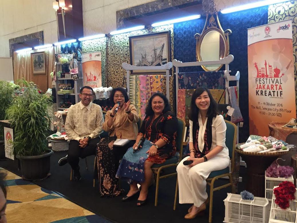 Festival Jakarta Kreatif di The Hall Senayan City