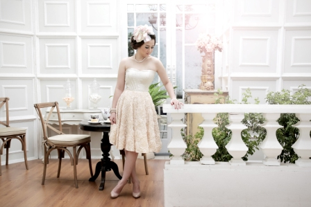 Gaun Bridesmaid Karya La Demioiselle