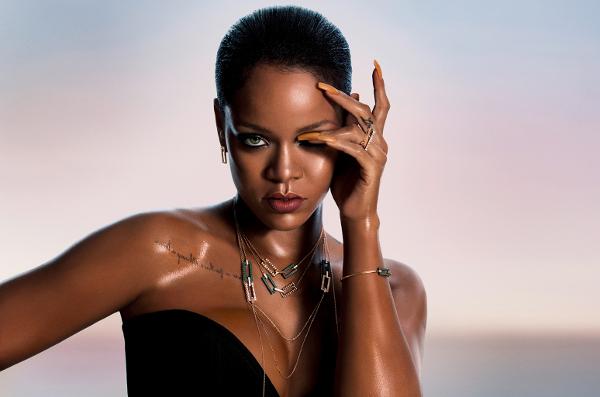 Kolaborasi Rihanna untuk Chopard