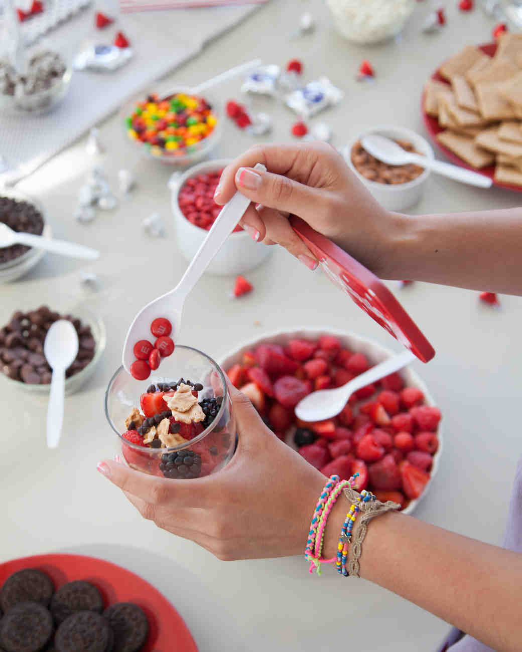 Personalized Topping
