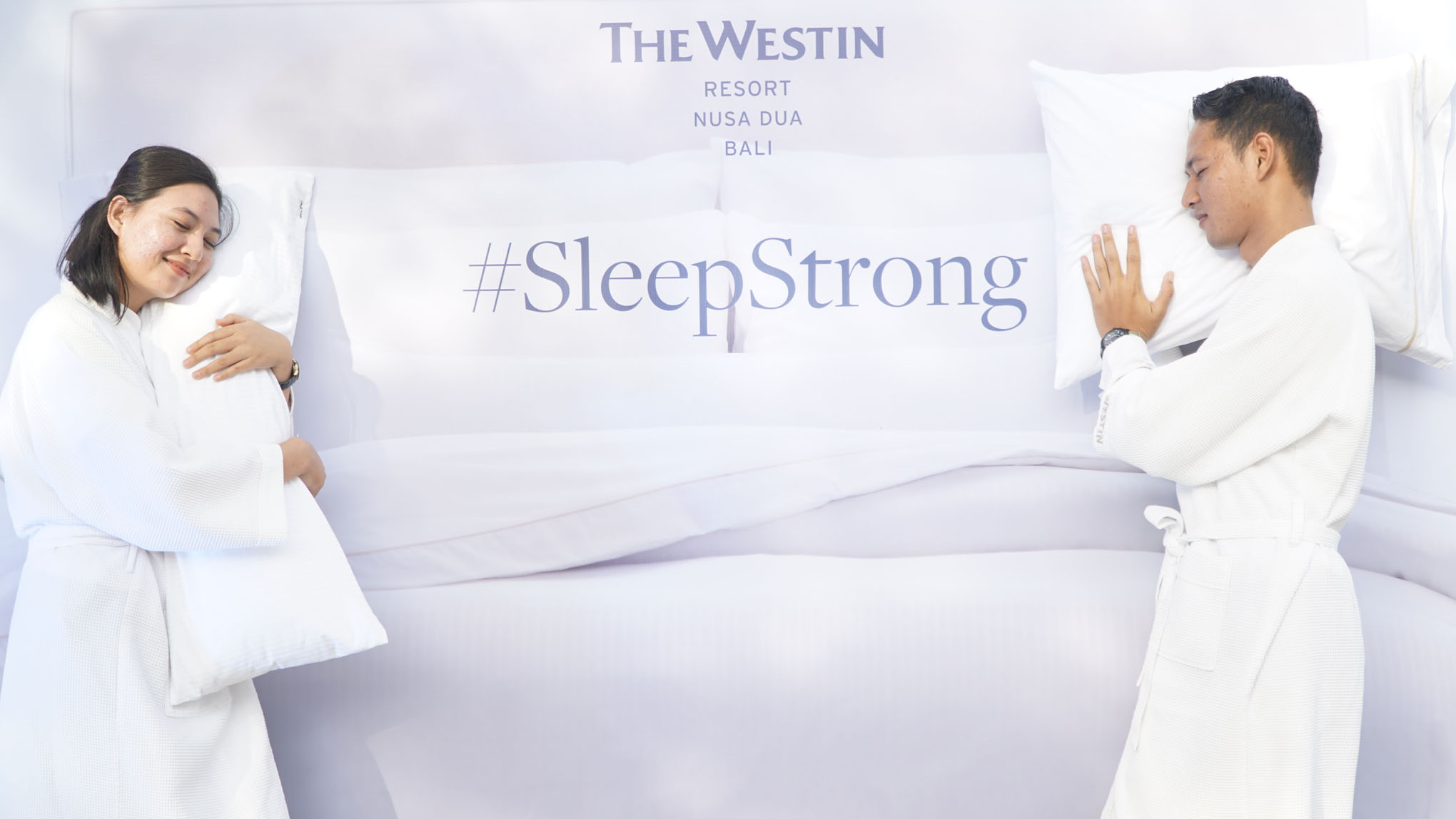 The Westin Resort Nusa Dua Rayakan Hari Tidur Sedunia