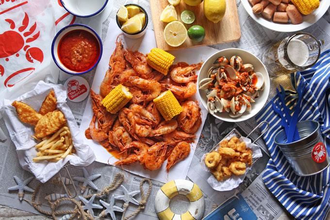 Lezatnya Hidangan Laut ala Louisiana