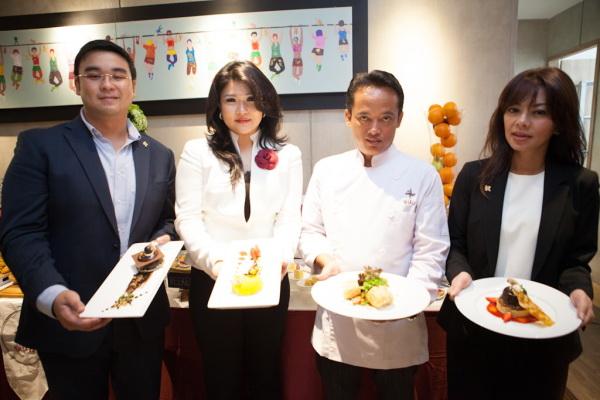 Oh La La Cafe Rayakan 25 Tahun Eksistensi di Indonesia