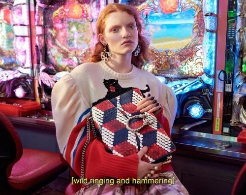 Kampanye Iklan Terbaru Gucci Penuh Cerita Seru