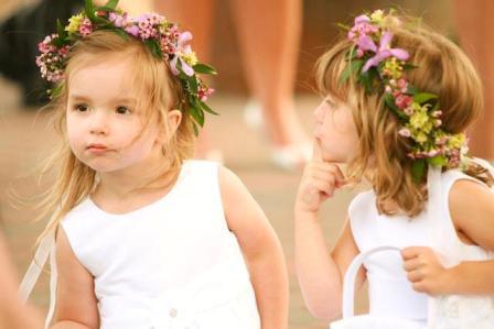 Tip Memilih Flower Girl