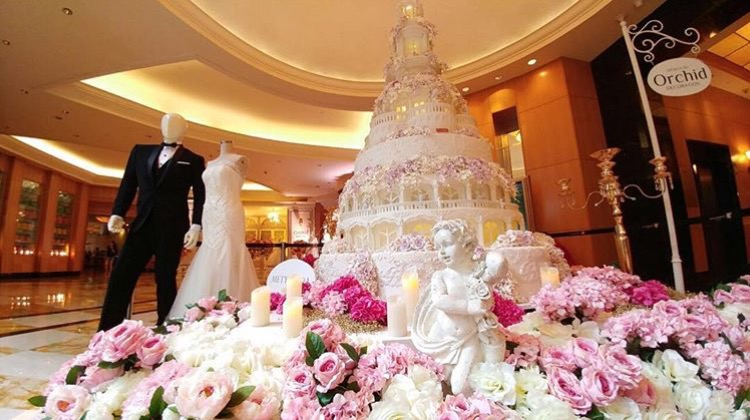 Pameran International Wedding di JW Marriott