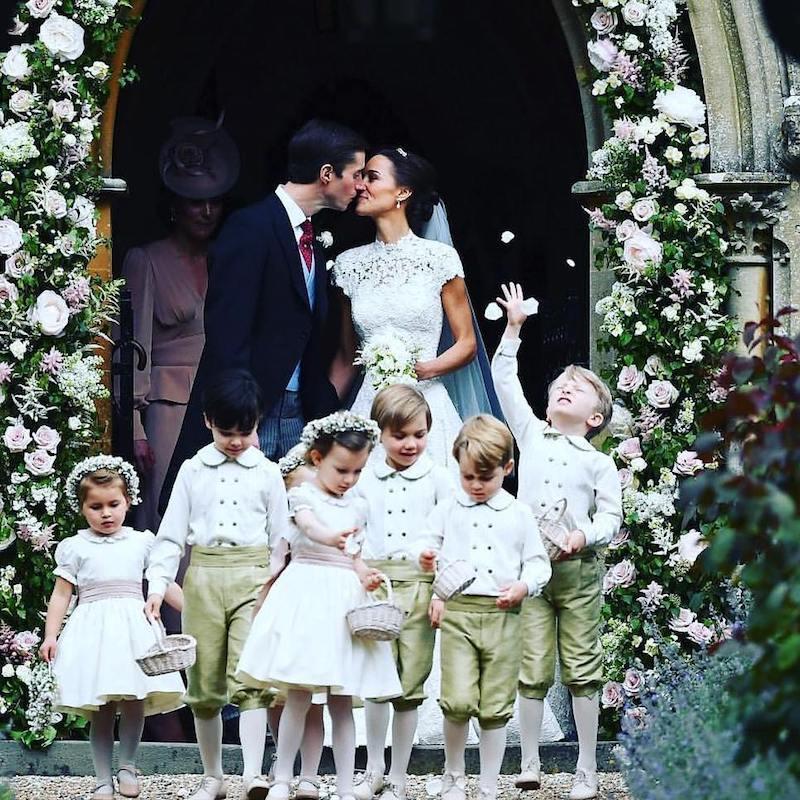 Pippa Middleton Akhirnya Menikah!