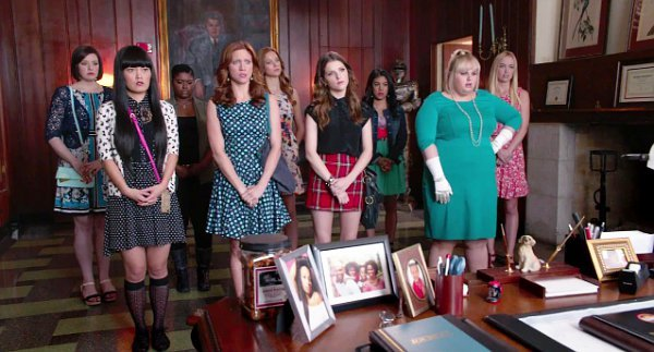 Anna Kendrick dan Rebel Wilson Kembali Bintangi Pitch Perfect 2