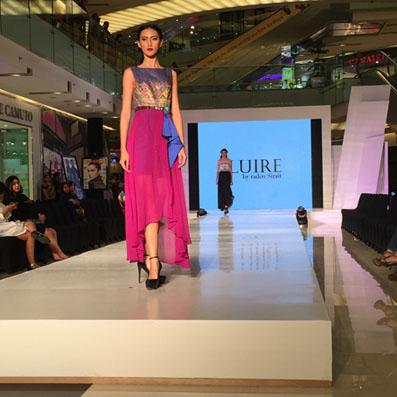 Meriahnya Acara Tahunan Surabaya Fashion Week