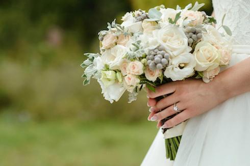 Tren Bunga untuk Pernikahan 2017