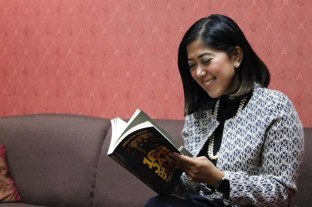 A Chat with Meutya Hafid: Di Balik Insiden Irak [Bag 2]