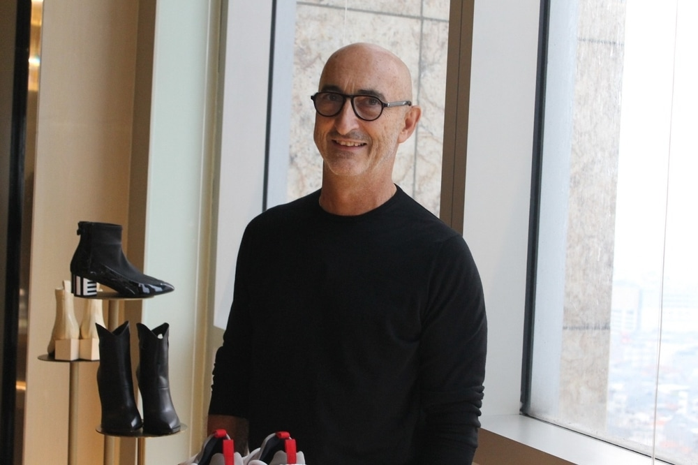A Chat with Pierre Hardy: Cerita Di Balik Desain Sepatu
