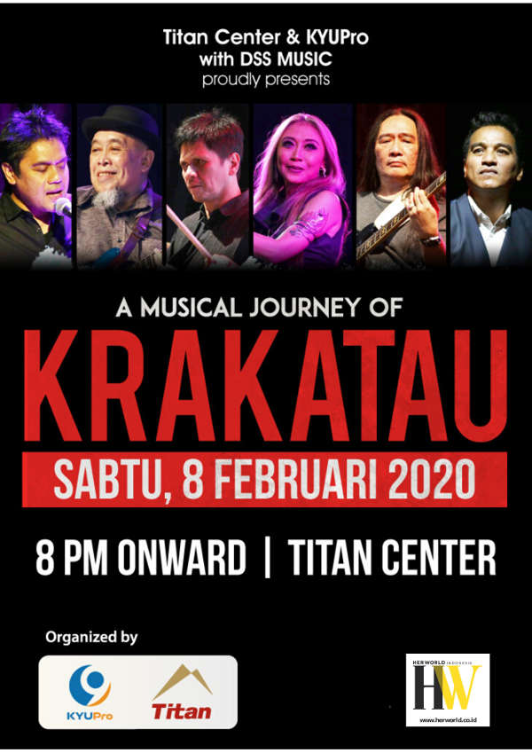 A Musical Journey of KRAKATAU