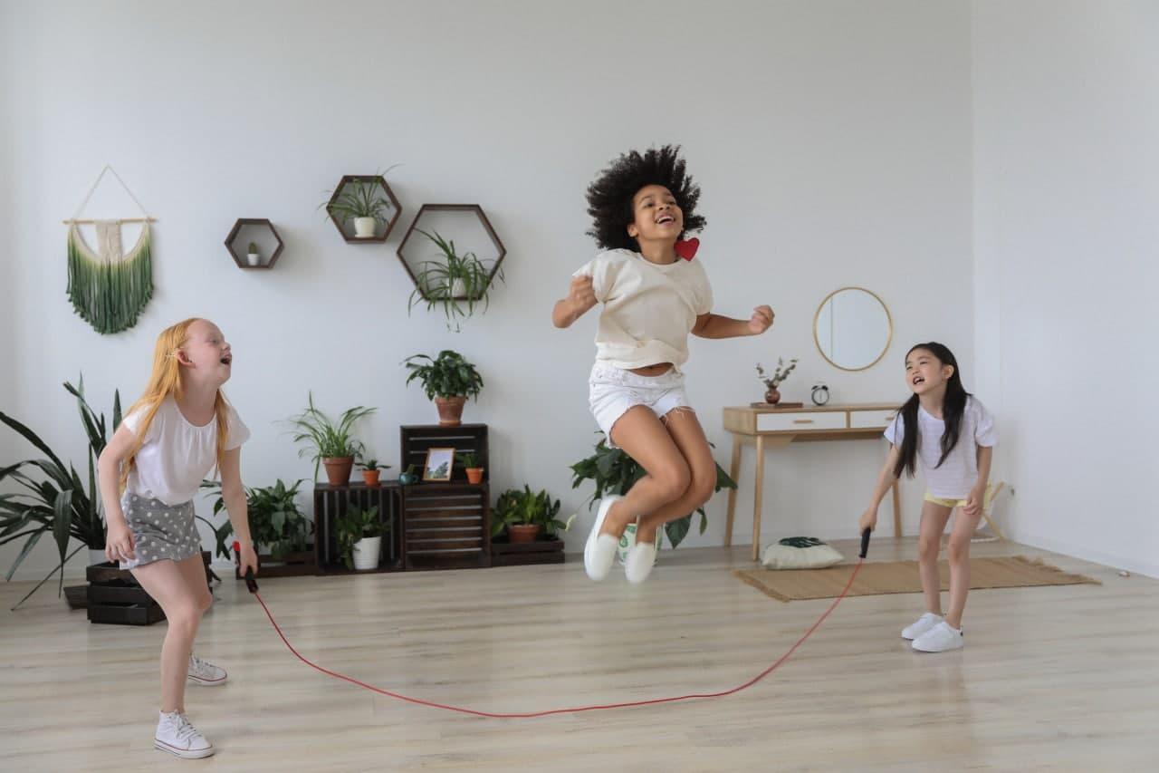 Manfaat Lompat Tali Untuk Kesehatan