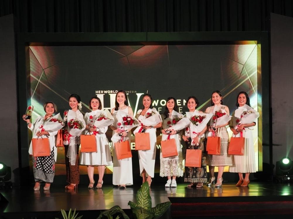 Apresiasi 'Women Of The Year 2019' Herworld Indonesia
